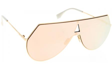 582dfe9d34 Fendi Eyeline FF0193 S 000 OJ 99 Sunglasses - Free Shipping